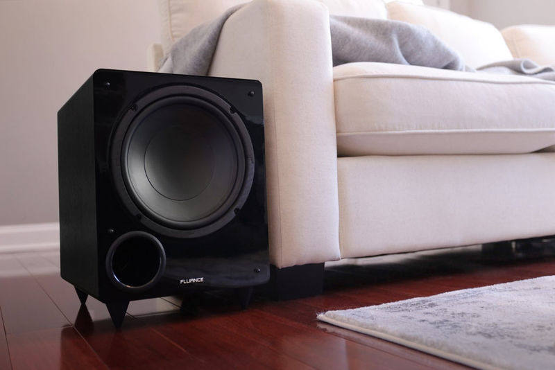 Ultra-Low Surround Sound Subwoofers