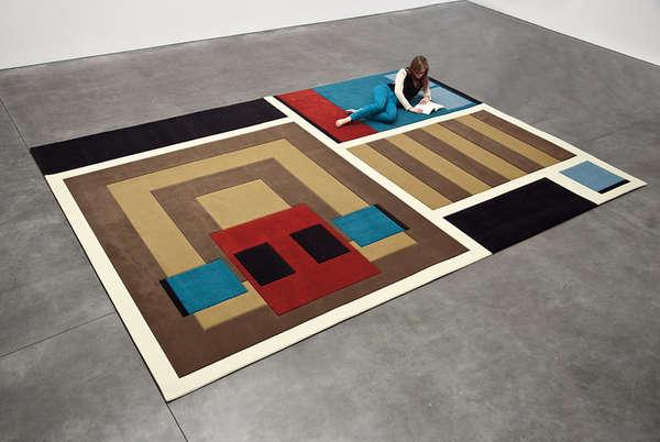 Textile-Based Exhibits