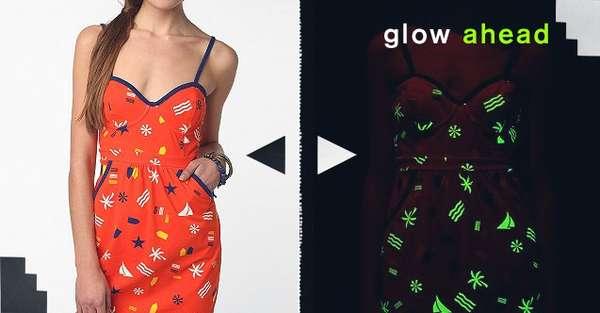 Fluorescent Sundresses