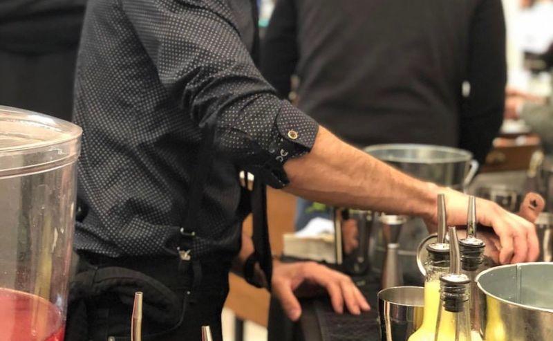 Cuff-Holding Shirt Accessories