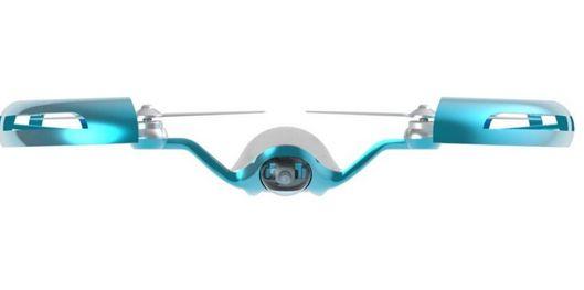 Head-Controlled Camera Drones