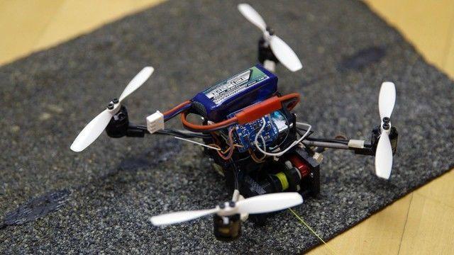 Powerful Tiny Drones