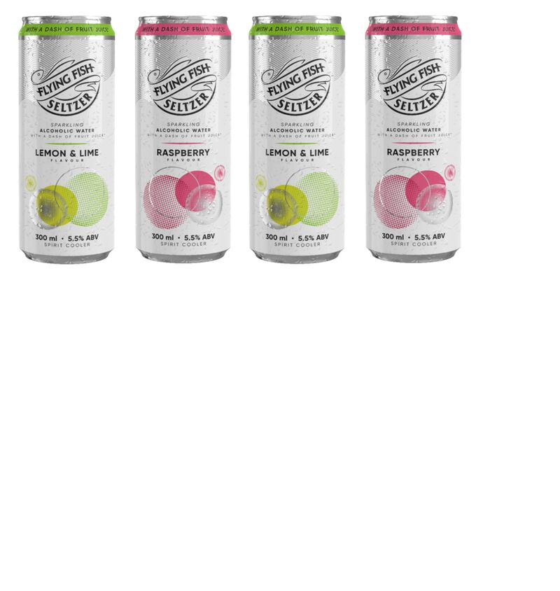 Refreshing Slim Can Seltzers