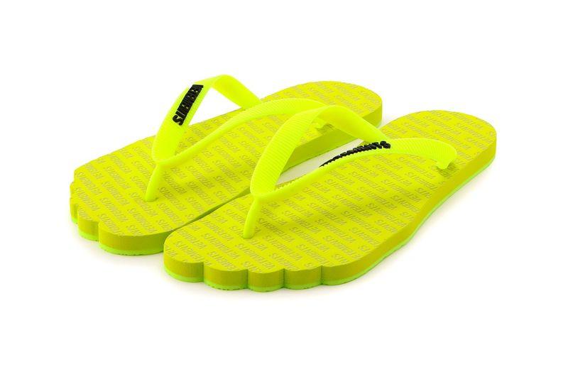 Streetwear-Informed Flip Flops