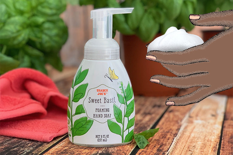 Herbaceous Hand Soaps