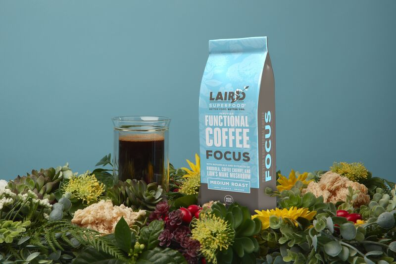 Focus-Boosting Coffee Blends