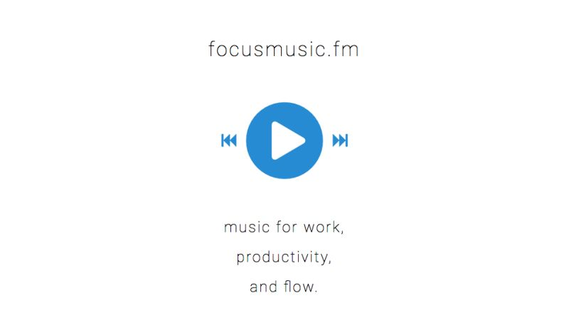 Productivity-Enhancing Music Apps