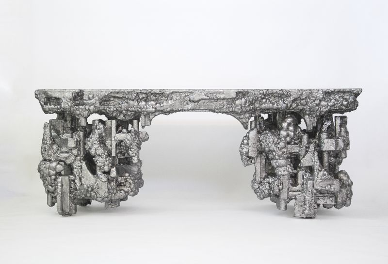 Aluminum Foil Furniture