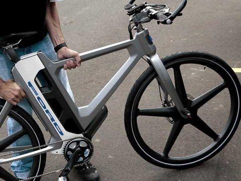 Foldable E-Bike Concepts