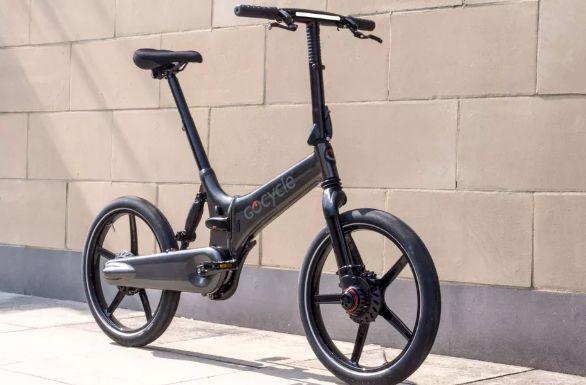 Long-Range Foldable E-Bikes