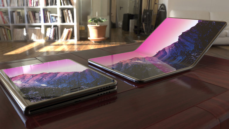 Foldable Laptop Concepts