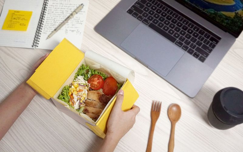 Convenience-Focused Foldable Lunch Boxes
