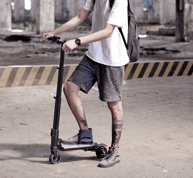 Backpack-Friendly Scooters