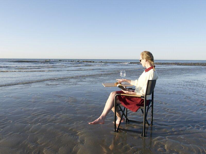 Portable Folding Chair Desks