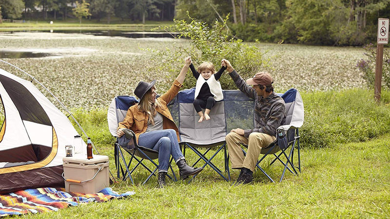 Family-Sized Camping Chairs