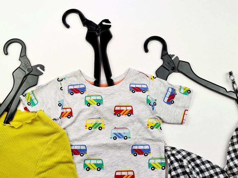 Collapsible Garment Care Hangers