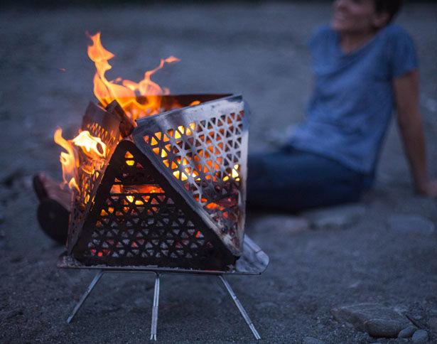 Flatpack Adventurer Fire Pits