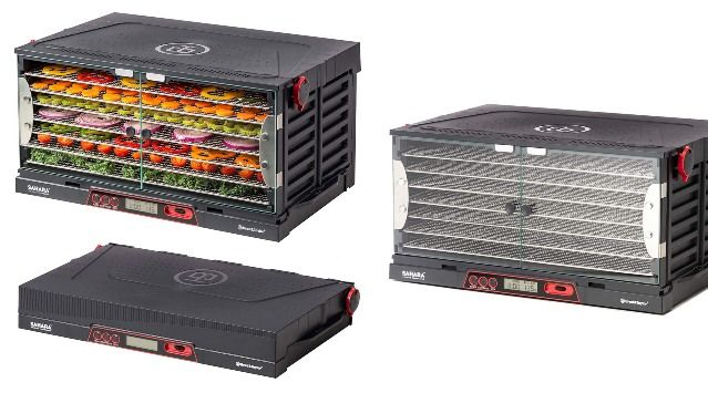 Collapsible Food Dehydrators