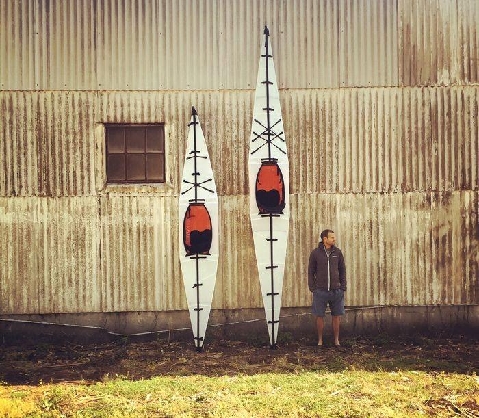 Flexible Folding Kayaks