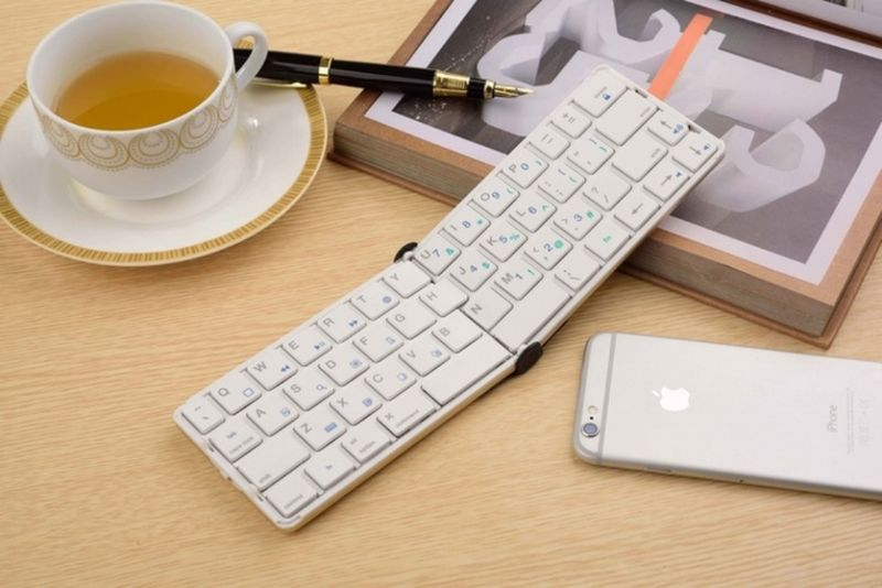 Wireless Folding Keyboards