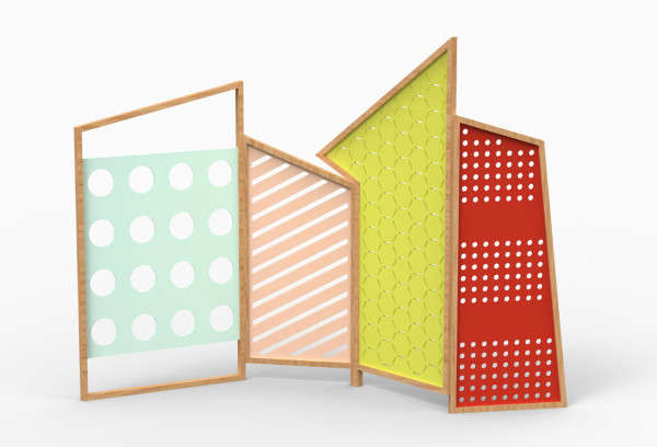 Dynamically Modern Dividers