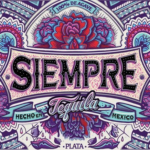 Folk Art Tequila Branding