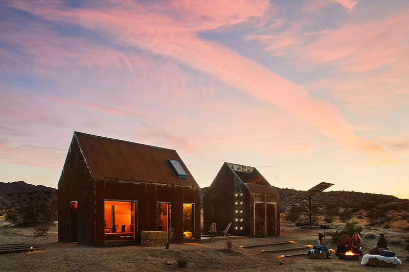 Tranquil Remote Rental Cabins