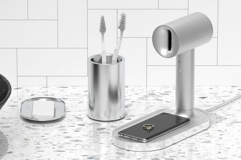 Wireless Countertop Hairdryers