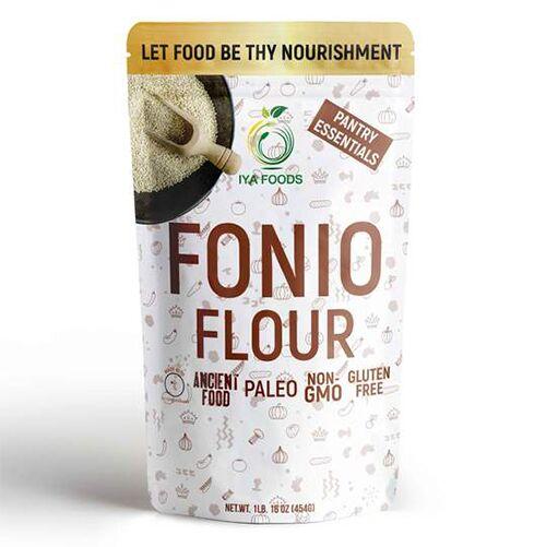 Health-Focused Fonio Flour