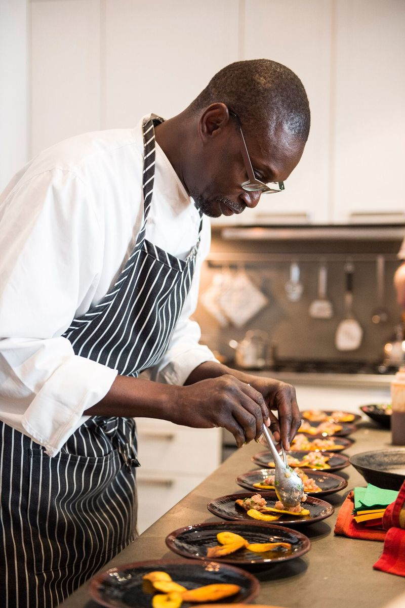 African-Inspired Catering Experiences