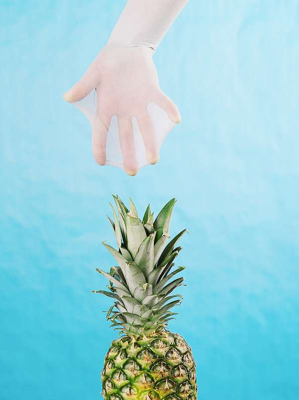 Limb-Infused Food Photography