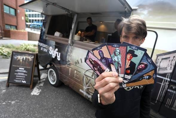 Fortune-Telling Food Trucks