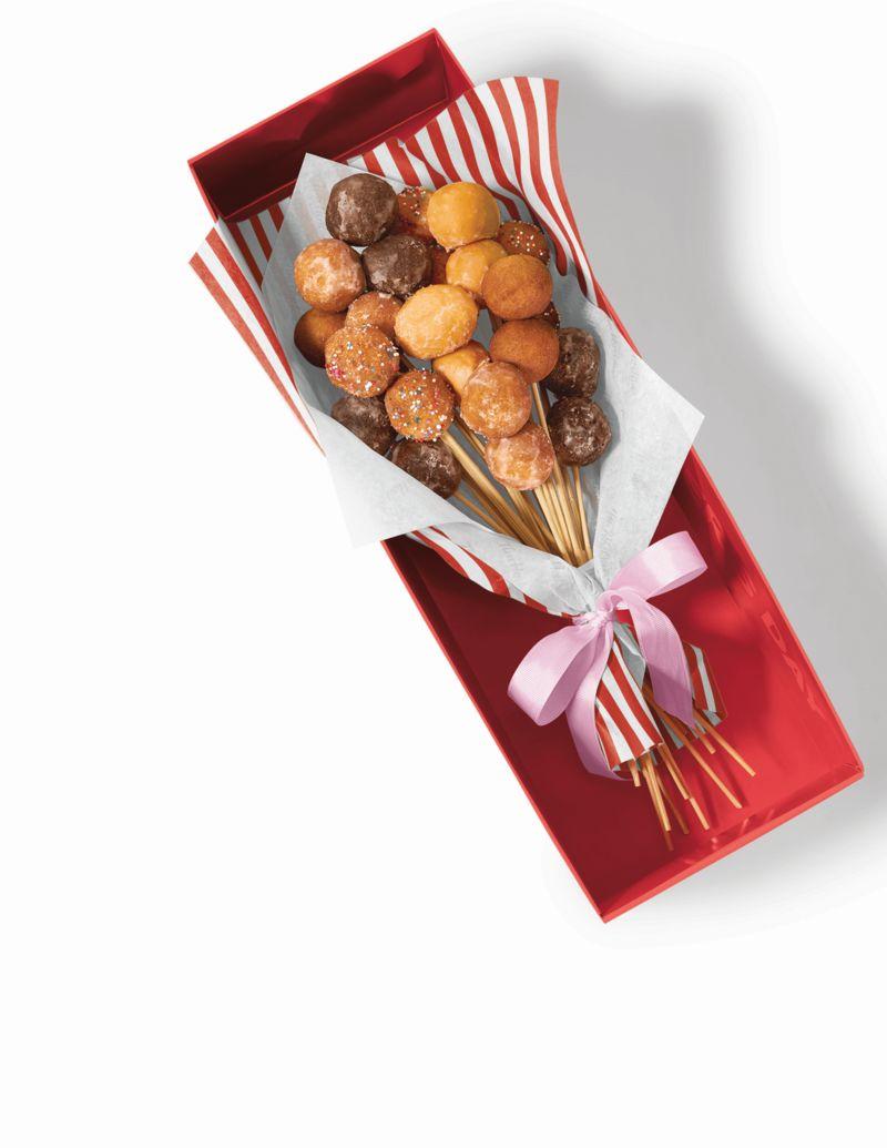 Exclusive Celebratory Food Bouquets