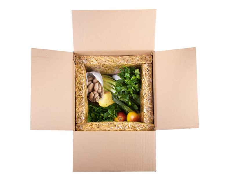 Eco Food Delivery Boxes