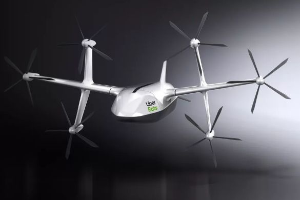 Rotating Wing Delivery Drones