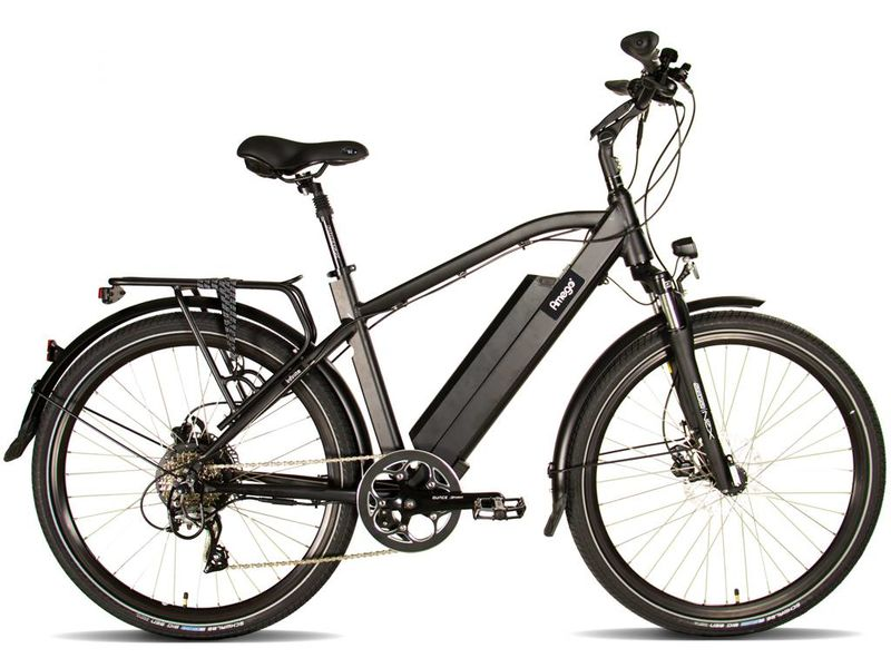 Food Delivery-Focused E-Bikes