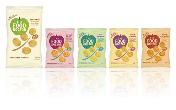Edible Leaf Branding