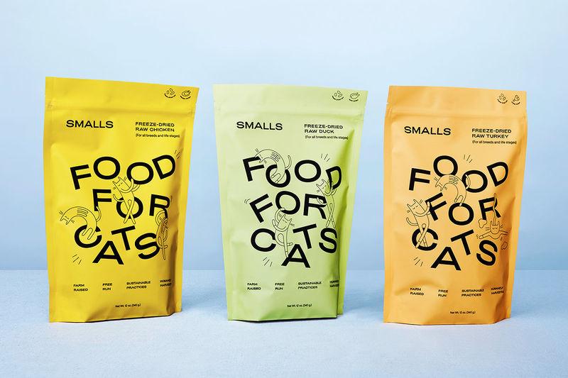 Customized Cat Foods