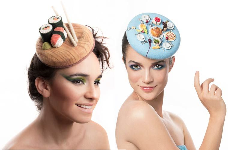 Tasty Food Fascinators (UPDATE)