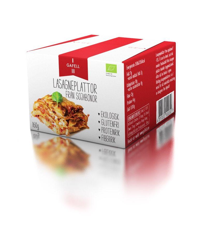 Soy-Based Lasagna Sheets