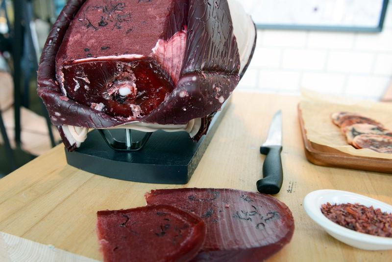 Butcher-Inspired Sculptures