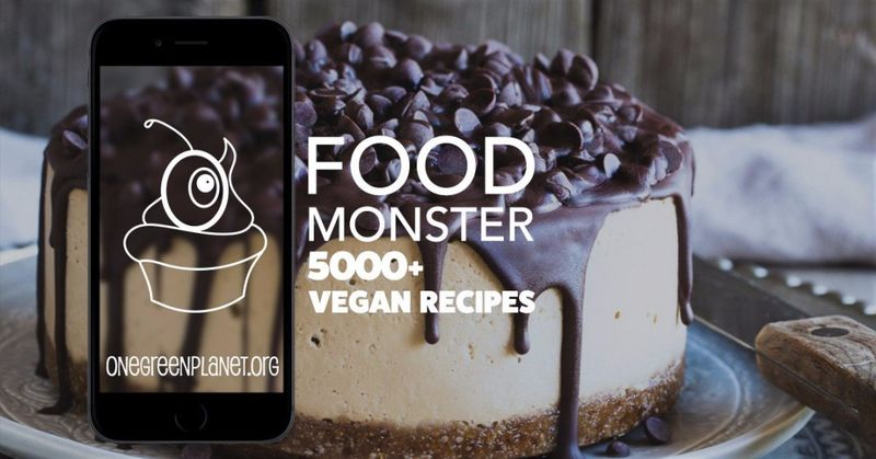 Extensive Vegan Recipe Apps