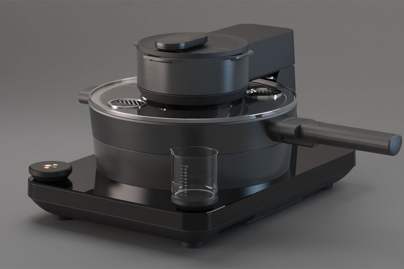 Bluetooth-Enabled Cooking Woks