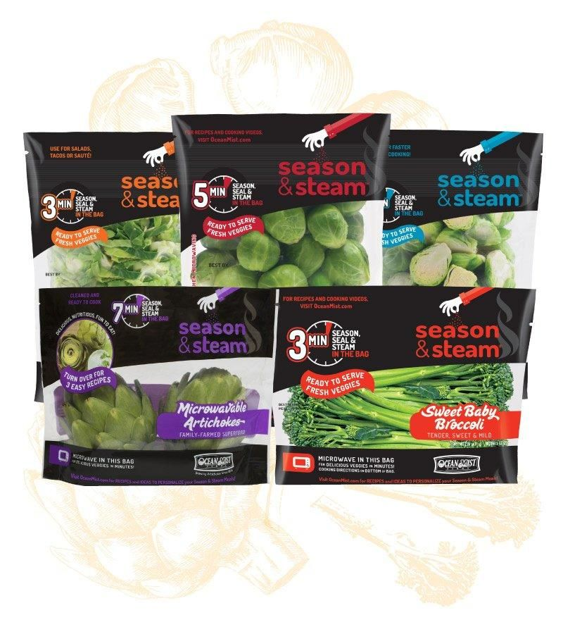 Steam-Friendly Food Packaging Technology