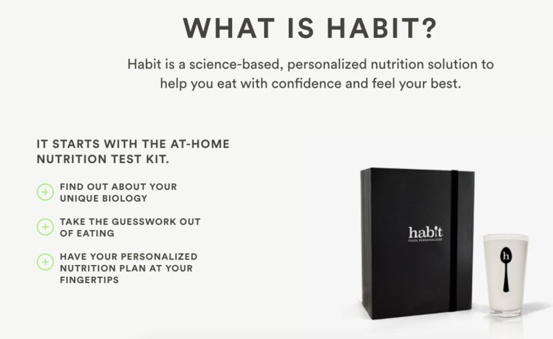 Personalized Nutrition Plans