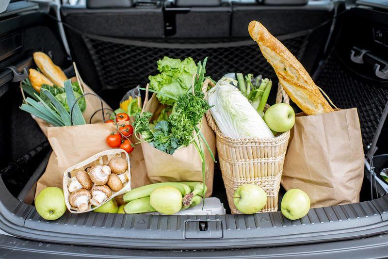 Drive-Thru Greengrocers