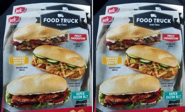 Food Truck-Inspired Sandwiches