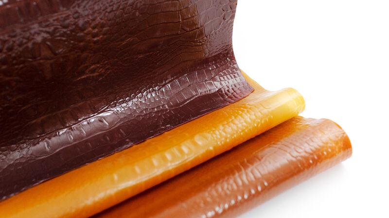 Innovative Food Waste Leathers