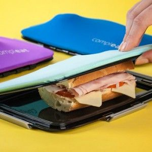 Sandwich-Saving Lunchboxes