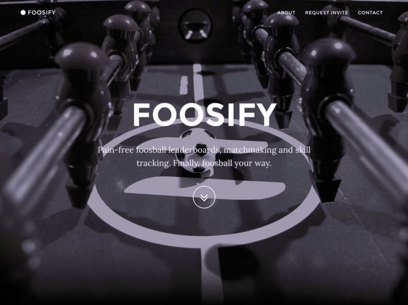 Foosball-Tracking Services